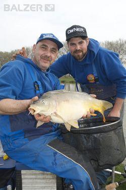 BALZER - Feedern - Feederangeln - Feederfischen - Michael Zammataro und Gregor Bradler