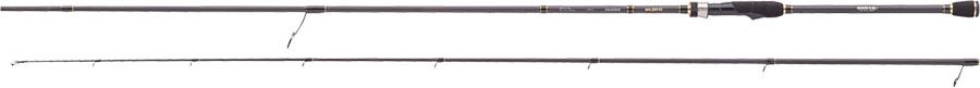 Angelrute zum Zander angeln und Barsch angeln -Shirasu IM 12 Pro Staff Zander