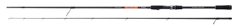Balzer- Rute zum Zander angeln-Shirasu Texas Shooter -Angeln auf Hecht