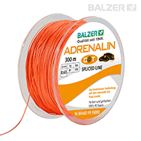 ADRENALIN C@T Spliced Line - Welsangeln