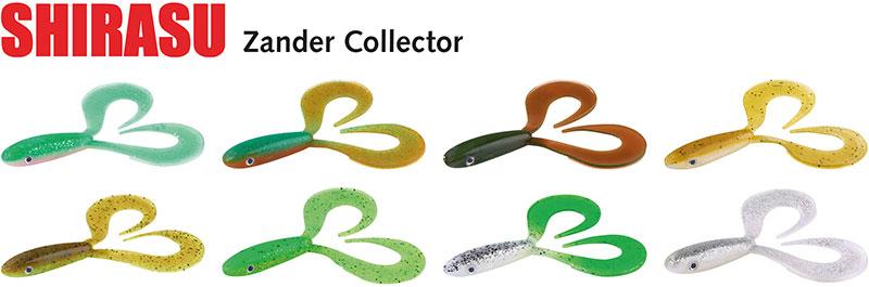 BALZER-der perfekte Köder zum Zander angeln-Shirasu Zander Collector