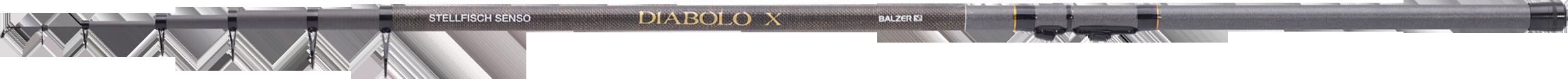 Diabolo X Stellfisch Senso