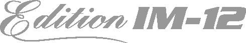 Logo Edition IM-12