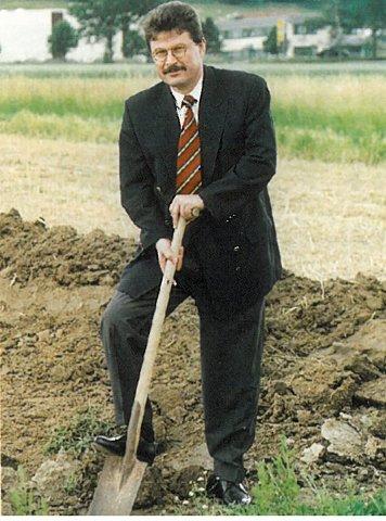 Spatenstich 1998