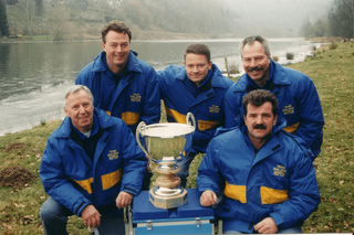 Gruppenbild Team Pokal
