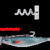 Shirasu Sea Magnet mit Schraube