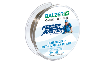 BALZER Feedermaster Light Feeder Schnur