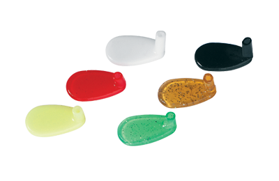 Gummiköder-Sortimente