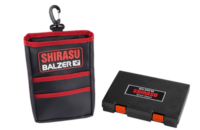 Shirasu Gürteltasche mit Box