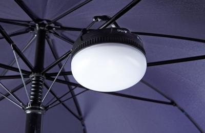 Zeltlampe mit Magnet