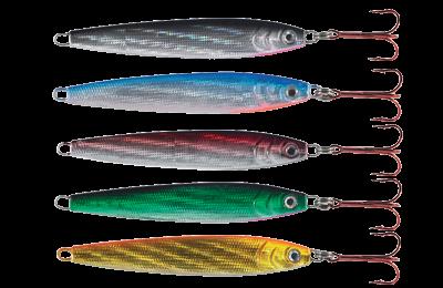 Balzer Pilker Dorsch Magnet Rot Silber 50g 75g 100g 125g 150g 200g 250g 300g