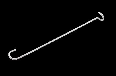 Räucherhaken - Edelstahl