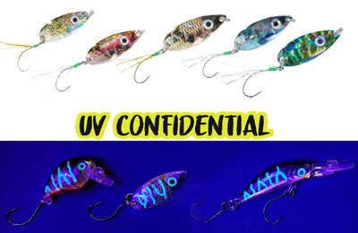 UV Confidential spoon
