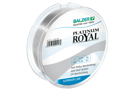 BALZER Platinum Royal Angelschnur