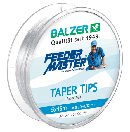 BALZER Feedermaster® Taper Tips