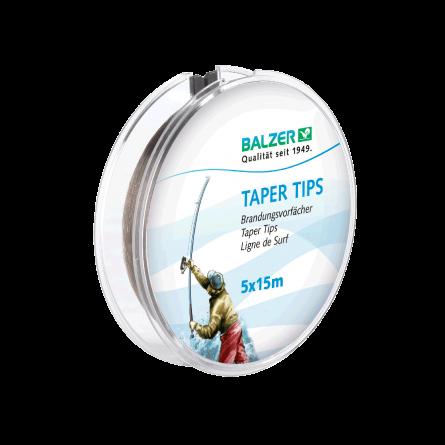 BALZER Taper Tips