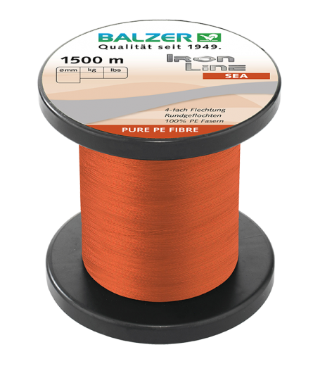 BALZER Iron Line 4 Sea 1500m