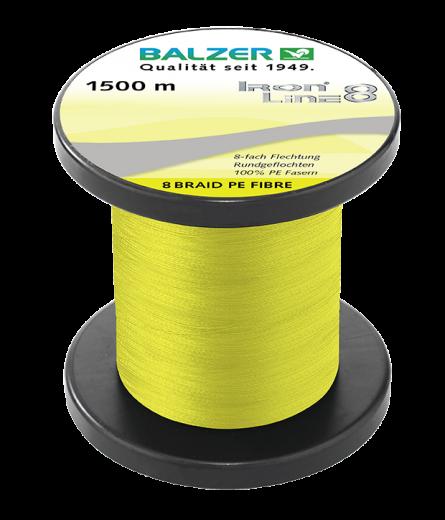 BALZER - Iron Line 8 gelb 1500m