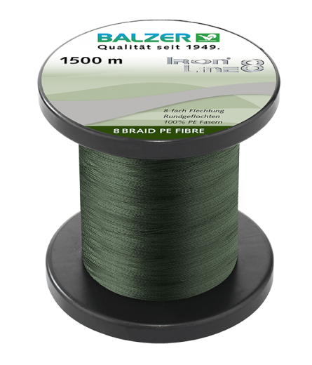 BALZER - Iron Line 8 gruen 1500m