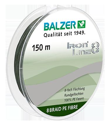 BALZER - Iron Line 8 gruen 150m