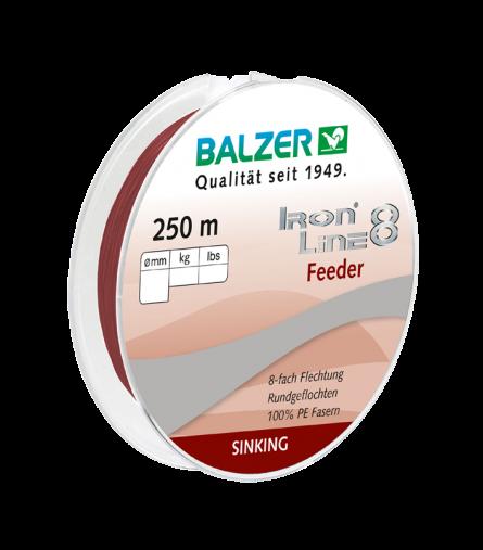 BALZER Iron Line 8 Feeder 250m