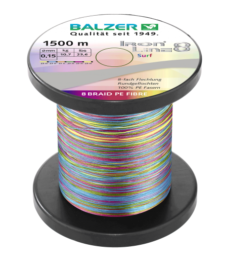 BALZER Iron Line 8 Multicolor Surf