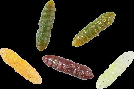 Larva Mix 1: Sonniger Himmel/klares Wasser