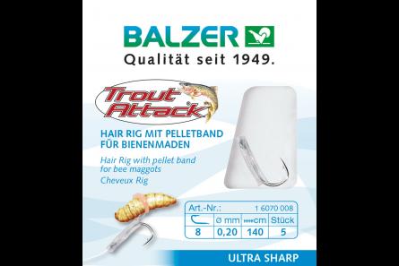 Balzer Bienenmanden Hair Rigs
