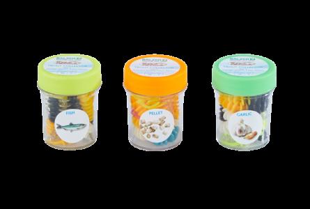Trout Collector - aromatisierte Forellenwürmer Aromen